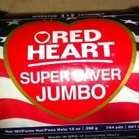 Coats Clark Red Heart Super Saver Yarn , Black [1 - Pack, Black] uploaded by Amanda Y.