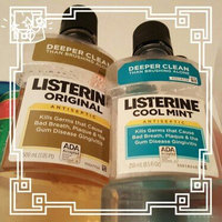 LISTERINE HealthyWhite Gentle Mouthwash Clean Mint uploaded by Jessica W.