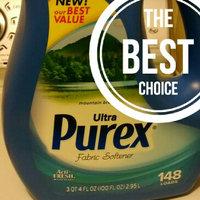 Purex Ultra Mountain Breeze Liquid Fabric Softener, 100 fl oz uploaded by Debra R.