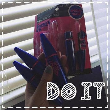 Maybelline Volum' Express® The Rocket® Waterproof Mascara uploaded by Janelle D.