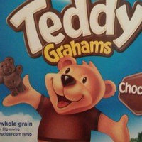Nabisco Teddy Graham Chocolate Graham Snacks uploaded by Cindy l.