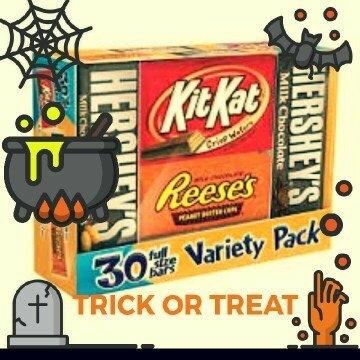 Hershey's Variety Pack Chocolate uploaded by karlaivonneserrano