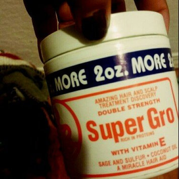 Photo of Bronner Bros. BB Super Gro with Vitamin E uploaded by Elizabeth C.