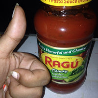 Ragu Chunky Garden Combination Pasta Sauce uploaded by Kelly F.
