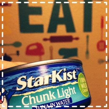 StarKist Chunk Light Tuna in Water uploaded by Margaret S.