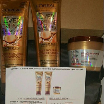 Photo of L'Oréal Paris Ever Sleek Sulfate Free Intense Smoothing Haircare Regimen Bundle uploaded by Vanessa A.