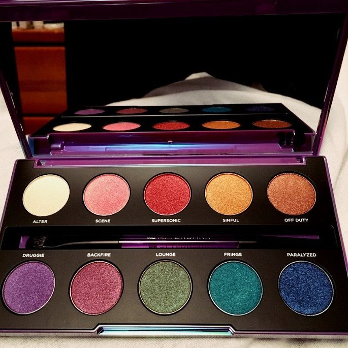 Urban Decay Afterdark Eyeshadow Palette uploaded by Brittany