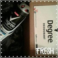 Degree Men Ultra Clear Black + White Antiperspirant Fresh Dry Spray uploaded by Kristine G.