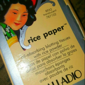 Palladio Rice Paper Blotting Tissues Translucent uploaded by Yvette L.