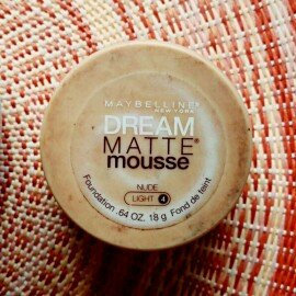 Photo of Maybelline Dream Matte Mousse Concealer Corrector uploaded by Steph J.