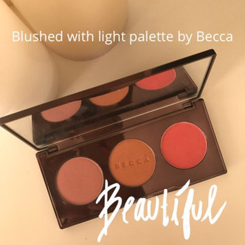 Photo of BECCA Blushed With Light Palette uploaded by Brittney H.