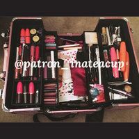 SEPHORA COLLECTION Embossed Traincase - Pink Quilted uploaded by Britnee J.
