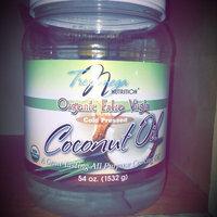 TresOmega Nutrition - Organic Extra Virgin Coconut Oil - 54 oz. uploaded by Janine E.