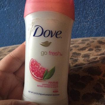 Dove® Go Fresh Revive Anti-Perspirant Pomegranate & Lemon Verbena Scent uploaded by Brenda V.