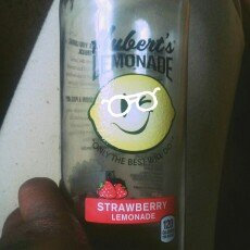 Hubert's® Strawberry Lemonade 16 fl. oz. Bottle uploaded by Theresa B.