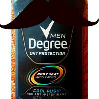 Degree® Men Dry Protection Cool Rush® Anti-Perspirant & Deodorant uploaded by Samantha M.