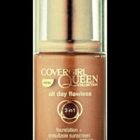 COVERGIRL Queen Collection All Day Flawless Foundation uploaded by Myia D.
