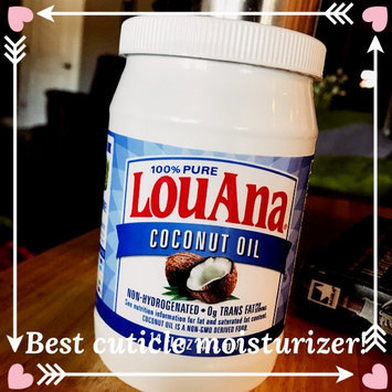 LouAna Pure Coconut Oil uploaded by Marcia L.