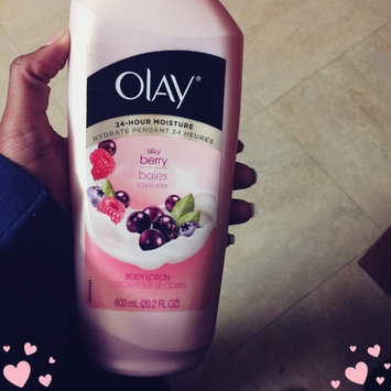 Olay Silk Whimsy Body Lotion uploaded by Isjanee B.