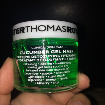 Peter Thomas Roth Cucumber Gel Masque uploaded by Liseth S.