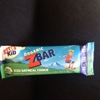 CLIF Kid® Organic ZBar Iced Oatmeal Cookie Energy Snack 1.27 oz. Pack uploaded by Erin H.