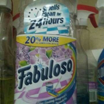 Fabuloso Multi-Purpose Cleaner uploaded by Ana A.