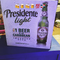 Presidente Light Imported Beer uploaded by Yisel C.