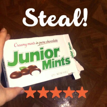 Photo of Junior Mints Creamy Mints in Pure Chocolate uploaded by Amanda R.