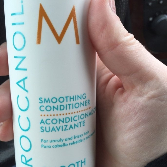 Moroccanoil Smoothing Conditioner uploaded by Brittany M.