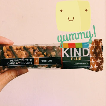 Kind Peanut Butter Dark Chocolate + Protein uploaded by Cindy S.