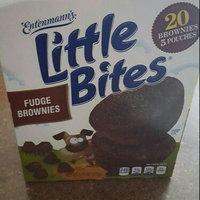 Entenmann's Little Bites Fudge Brownies uploaded by Karen G.