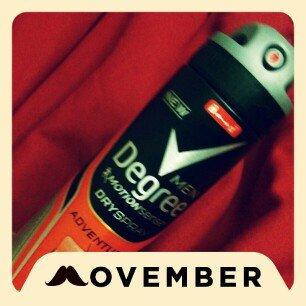 Degree Men Dry Spray Antiperspirant, Adventure, 3.8 oz uploaded by swati s.