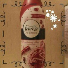 Febreze® Air Effects Sugar Cranberry Air Freshener 9.7 oz. Aerosol Can uploaded by Deborah C.