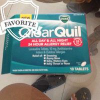 QlearQuil™ All Day & All Night 24 Hour Allergy Relief Tablets uploaded by Raziel P.