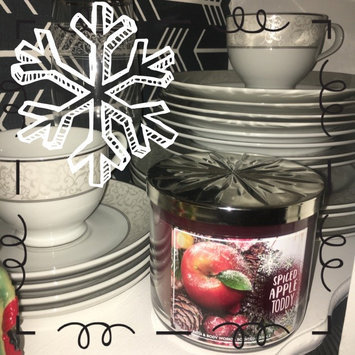 Bath & Body Works Spiced Apple Toddy 3-Wick Candle uploaded by Kaylabeth M.