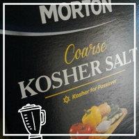 Morton Coarse Kosher Salt uploaded by Lidia Z.