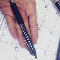 Uni ball uni-ball Signo 207 Retractable Gel Pens, Bold Point, Black Ink, 4-Pack (1790900) uploaded by Amanda M.