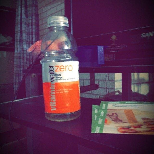 vitaminwater Zero Rise Orange uploaded by Heather F.