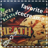 Breyers Blasts! Dairy Dessert Heath Milk Chocolate English Toffee Bar uploaded by Emily G.