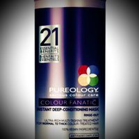 Pureology Colour Fanatic Instant Deep Conditioning Mask uploaded by Nicole V.