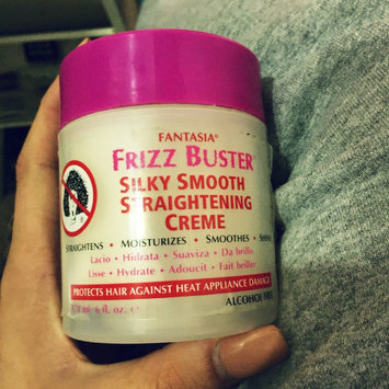 Fantasia Ic Fantasia Frizz Straightening Cream, 6 Ounce uploaded by Kayla B.