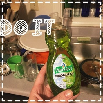 Palmolive® Fusion Clean™ with Baking Soda and Lime uploaded by Sue K.