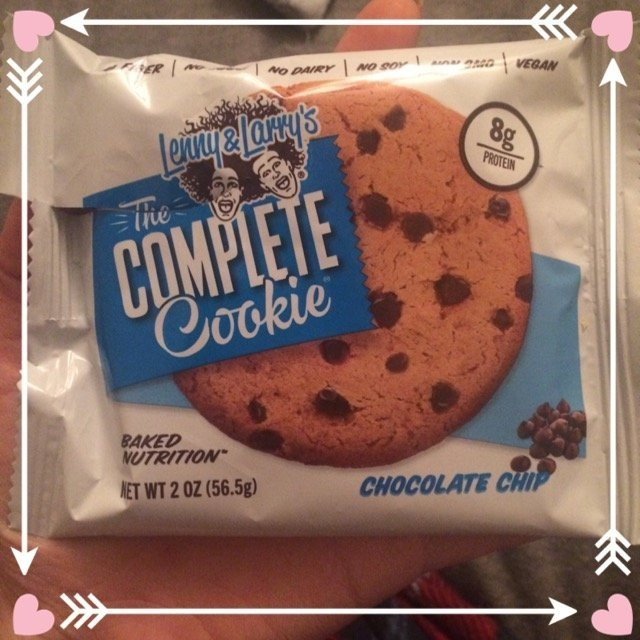 Lenny & Larry's The Complete Cookie, Chocolate Chip, 4 oz, 12 ct uploaded by Kate K.