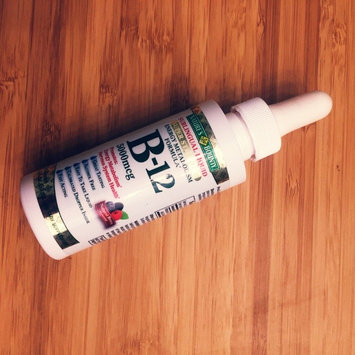 Nature's Bounty B-12 Sublingual Liquid 5000 mcg uploaded by Sarah T.
