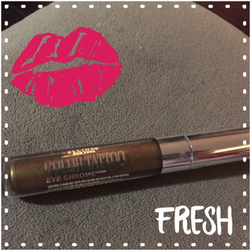 Maybelline Color Tattoo Eye Chrome™ uploaded by Christy D.