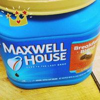 Maxwell House Ground Coffee, Breakfast Blend, 29.3 oz uploaded by Danyelle W.