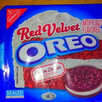 Nabisco Oreo Sandwich Cookies Red Velvet uploaded by Becky M.