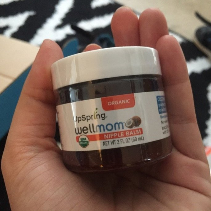UpSpring Wellmom Nipple Balm uploaded by Jessie P.