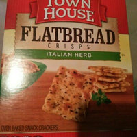 Keebler Town House Italian Herb Flatbread Crisps Crackers uploaded by Krystal C.