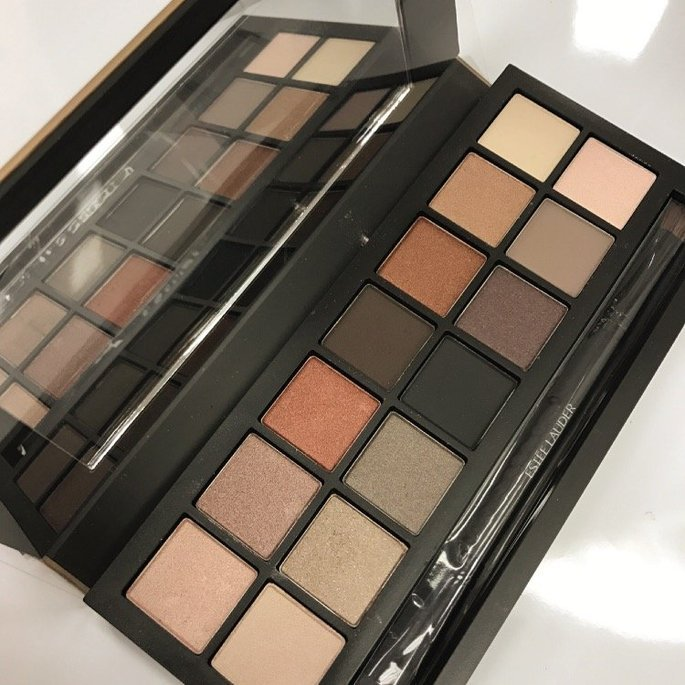 Estee Lauder Estée Lauder Sultry & Smoky EyeShadow Palette, Sultry Nudes uploaded by Giselle R.